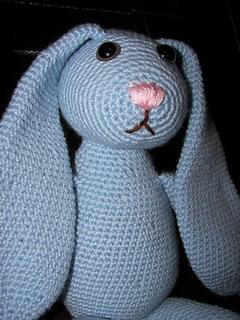 Ravelry One Skein Bunny Pattern By Deb D Zio