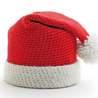 ravelry santa hat toilet paper cover pattern by linda wright