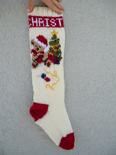 Christmas Stockings Craft For Ks