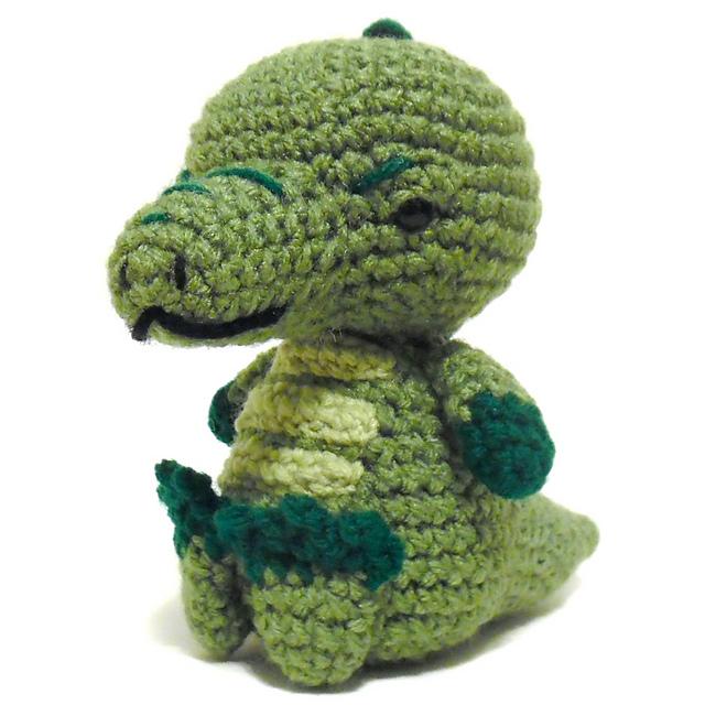 Ravelry Sitting Alligator Pattern By I Crochet Things