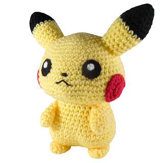 Ravelry Pokemon Pikachu Pattern By I Crochet Things