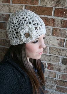Ravelry  V Stitch Crochet Summer Hat pattern by Teresa Richardson 65219a12e7b