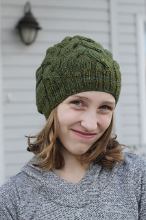 32554968380 Ravelry  skalbagge cabled hat pattern by rachael gander