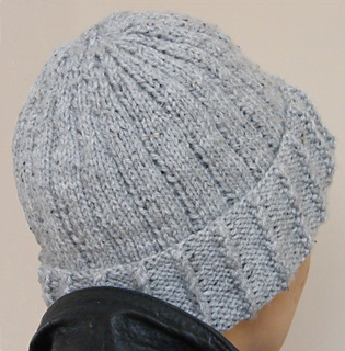 Ravelry Knotted Rib Hat Pattern By Luise O Neill