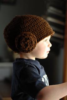 Ravelry  Star Wars Princess Leia Hat Wig pattern by Sara Jean 10c06f4ec06