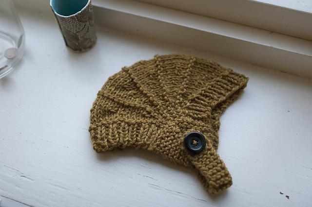 Knit Baby Hat Free Pattern Choice Image - knitting patterns free ...