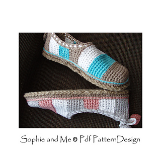 Ravelry Cord Soles Pattern By Sophie And Me Ingunn Santini