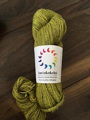 Ravelry: Aurinkokehrä Aurinkokehrä Fingering Naturally Dyed Yarn