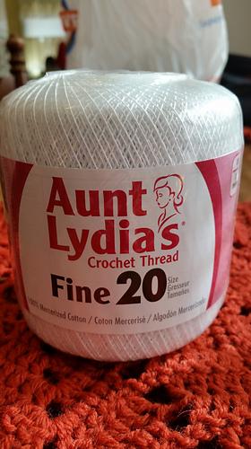 Ravelry Aunt Lydia S Fine Crochet Size 20