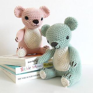 Ravelry: Total Crochet Amigurumi Made Easy No. 2 - patterns