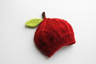 Ravelry  Lil  Apple Hat pattern by Iryna Boehland f984a381fd3