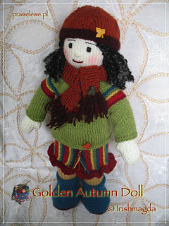 Doll up sisters: Golden Autumn