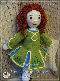Ravelry Eireann The Emerald Dancer Pattern By Magdalaine