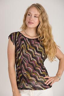 Taj Tunic pattern by Iris Schreier