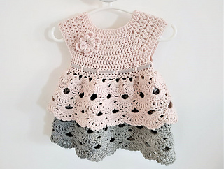 Daisy Flower Dress