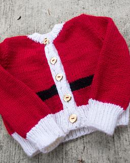 5225e5e3a Ravelry: Santa Baby pattern by Stephanie Mason