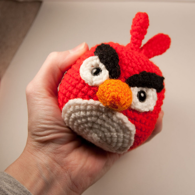 Ravelry: Angry Birds: The Complete Crochet Collection - patterns