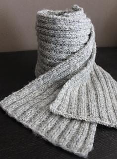 Ravelry Knit 2 Purl 2 Scarf Pattern By Ioana Van Deurzen