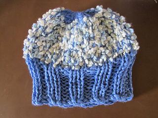24533063bd6 Ravelry  Chemo cap pattern by Rita Gaudiello