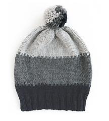 145b2de9703 Ravelry  Interlocked Gradient Hat pattern by Cheryl Murray