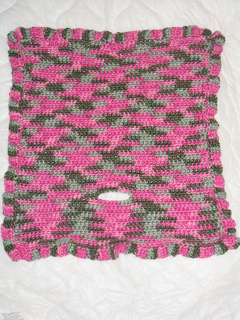 Ravelry Baby Car Seat Blanket Pattern By Jill Wright