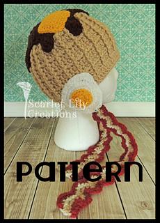1e3b5700591 Ravelry  Breakfast Hat