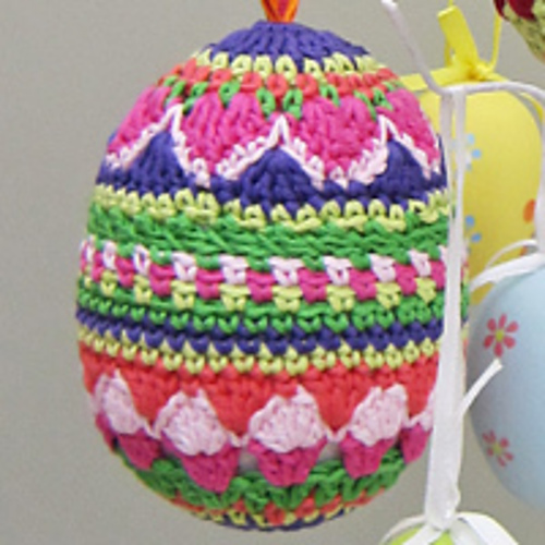 Ravelry Easter Egg Pattern By Jane Crowfoot