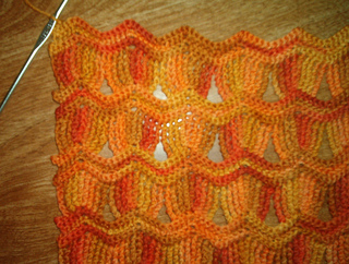 Ravelry vintage fan ripple stitch pattern pattern by janis cortese dt1010fo