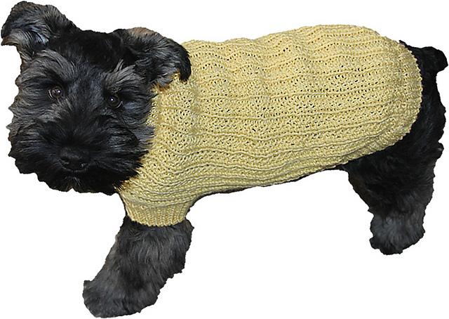 Ravelry Original Knit Dog Sweater Patterns Patterns