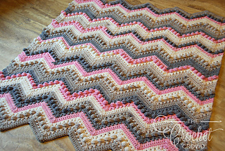 Ravelry Hugs Amp Kisses Baby Blanket Pattern By Jeanne