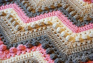 Ravelry Hugs Amp Kisses Baby Blanket Pattern By Jeanne