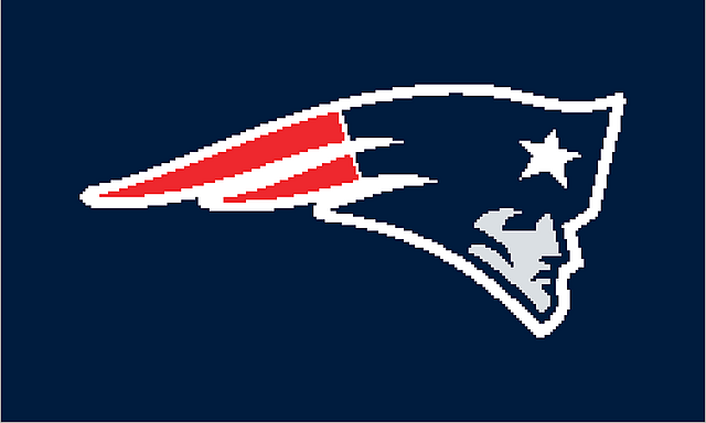 Ravelry New England Patriots Afghan Pattern By Erin Swan