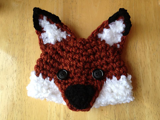 Ravelry Woodland Fox Amp Wolf Hat Pattern By Crochet By