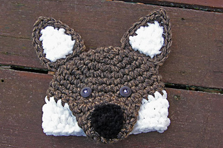 Ravelry  Woodland Fox   Wolf Hat pattern by Crochet by Jennifer 1c4359b5955