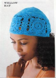 56268a497d7 Ravelry  Willow Hat pattern by Jennifer Hagan
