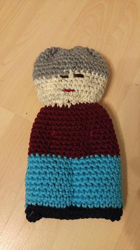 Ravelry Izzy Comfort Doll Pattern By Carol Isfeld