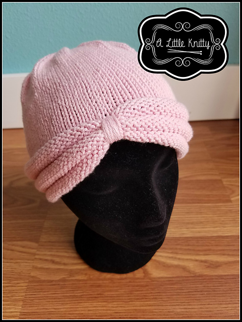 Ravelry  Gia Chemo Cap pattern by A Little Knitty Designs 047ee0f5609