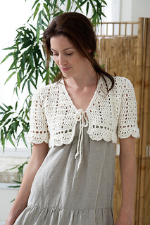 Ravelry: Crochet Bolero pattern by Bernat Design Studio