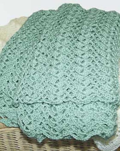 Ravelry Blanket Crochet 2257 Archive Pattern By Bernat Design