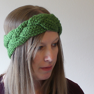 Ravelry  Braided Headband or Earwarmer pattern by Jessy Spencer 72eca8c022d