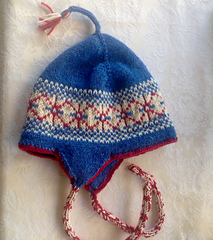 2e7d24af300b Ravelry  Top Down Earflap Hat pattern by Ima Jypsee