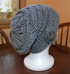 Ravelry  The City Slouch Hat pattern by Joanna Brandt 5f822eb6263