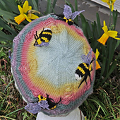 Bumble_bees_in_the_flowers_beanie2_small_best_fit