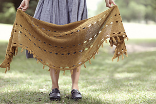 Ravelry: Hipster Shawl pattern by Joji Locatelli
