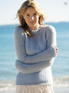 8e06932c7 Ravelry  Mohair Sweater pattern by Jo Sharp
