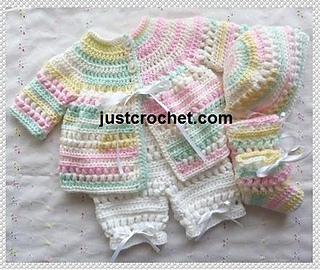 01c2fdf11c2d Ravelry  Baby crochet pattern JC151NB pattern by Justcrochet Designs