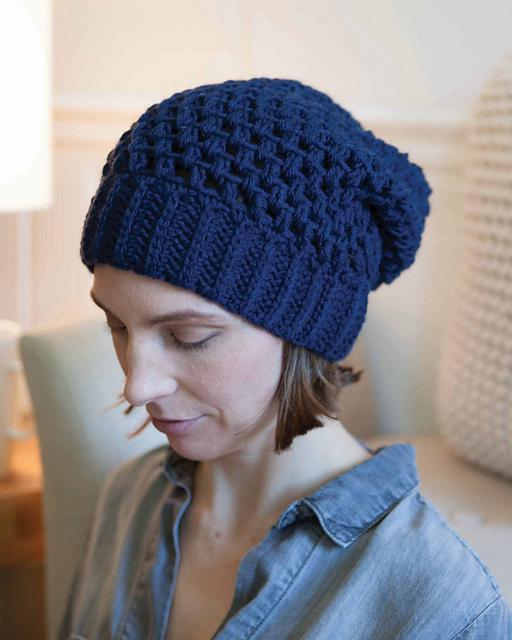 59294520dce Ravelry  Juno Slouch Hat pattern by AlyseCrochet
