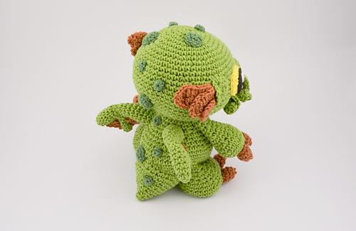 Ravelry Cthulhu Baby Monster Pattern By Kamila Krawka Krawczyk