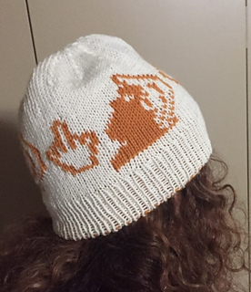 7a3d069c50d Ravelry  Not for Trump Fans Hat pattern by Karin Aida