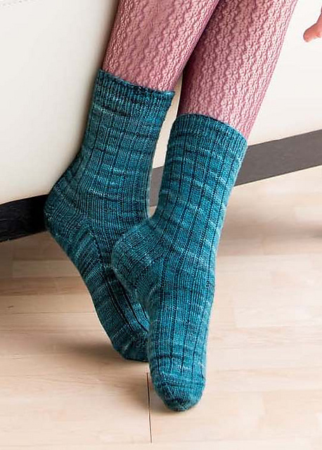 Ravelry Custom Socks Knit To Fit Your Feet Patterns